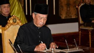 在經歷了一周的動蕩之後,馬來西亞獲得了新的總理穆希丁·亞辛(Muhyiddin Yassin)