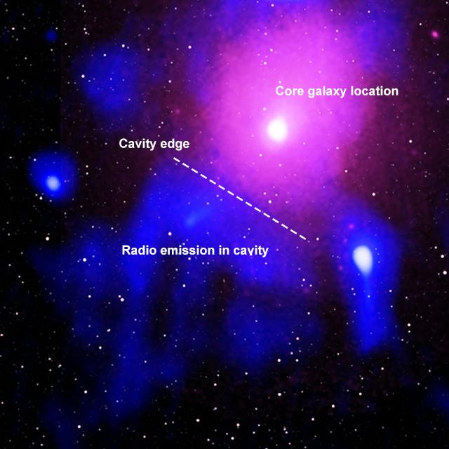 """望遠鏡探測到""""自大爆炸以來最大的爆炸"""""""